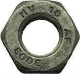 Болты, гайки и шайбы с увеличенным размером под ключ для высоконагруженных предварительно напряженных резьбовых соединений (HV)