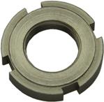DIN 1804 Гайка шлицевая круглая с метрической мелкой резьбой.