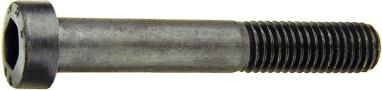 DIN 6912 — болт (винт) с низкой круглой (цилиндрической) головкой с внутренним шестигранником