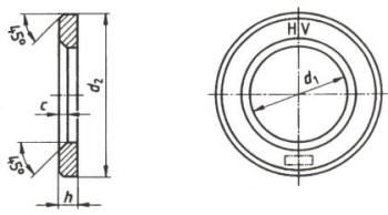 DIN 6916 Шайба высокопрочная закалённая